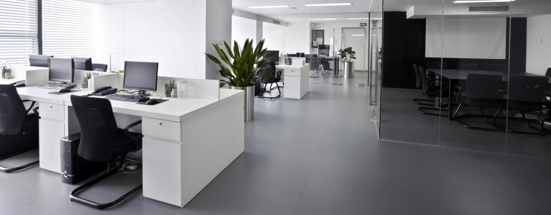 שירותי ניקיון משרדים במרכז